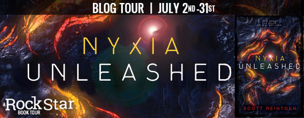 Nyxia Unleashed by Scott Reintgen: Review & Giveaway