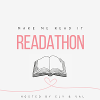 Make Me Read It Readathon Sign up and Poll