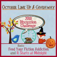 October 2018 Discussion Challenge Link-Up & Giveaway