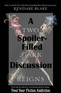 A Spoiler-Filled Discussion of Two Dark Reigns