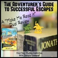 The Adventurer's Guide to Successful Escapes by Wade Albert White: A Dual Review with Danielle Hammelef