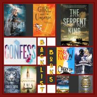 Top Ten (Million) Backlist Books I Want to Read