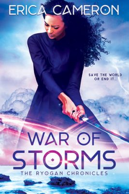 War of Storms by Erica Cameron: Excerpt & Giveaway