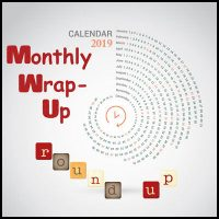 April 2019 Monthly Wrap-Up Round-Up Link-Up & Giveaway