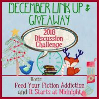 December 2018 Discussion Challenge Link-Up & Giveaway