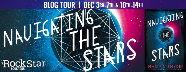 Navigating the Stars by Maria V. Snyder: Review & Giveaway