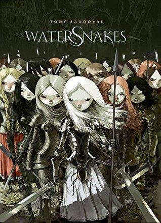 Watersnakes by Tony Sandoval