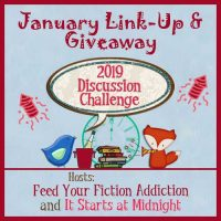 January 2019 Discussion Challenge Link-Up & Giveaway