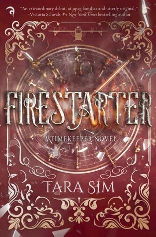 Firestarter by Tara Sim