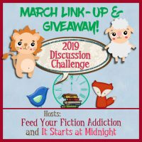 March 2019 Discussion Challenge & Giveaway