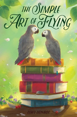 The Simple Art of Flying by Cory Leonardo