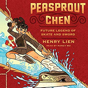 Bite-Sized Reviews of Geekerella, Peasprout Chen: Future Legend of Skate and Sword, and The Crossover and Rebound