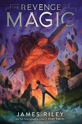 Bite-Sized Reviews of The Revenge of Magic, Hey, Kiddo, and Born a Crime
