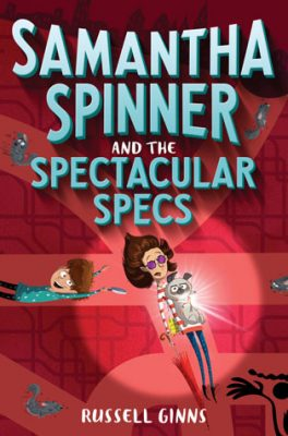 Samantha Spinner Series by Russell Ginns: Review & Giveaway