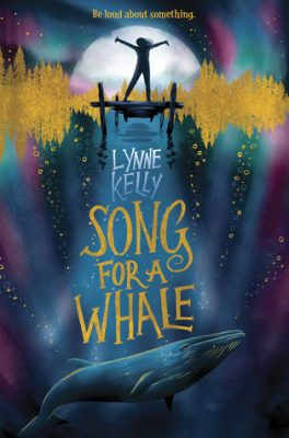 Bite-Sized Reviews of Song for a Whale, A Friendly Town That's Almost Always by the Ocean, The Color of Lies, and The Lunar Chronicles