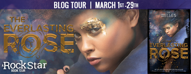 The Everlasting Rose by Dhonielle Clayton - Excerpt & Giveaway