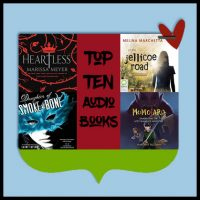 Top Ten Audiobooks I've Listened To