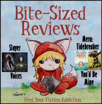 Bite-Sized Reviews of Slayer, Voices: The Final Hours of Joan of Arc, Mera: Tidebreaker, and You'd Be Mine