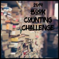 The 2019 Book Counting Challenge (and Sad News about the Discussion Challenge)