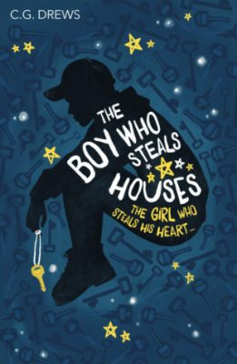 The Boy Who Steals Houses by CG Drews: Review & Giveaway