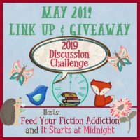 May 2019 Discussion Challenge Link-Up & Giveaway