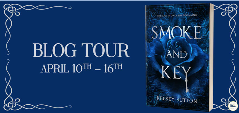 Smoke and Key by Kelsey Sutton: Review & Giveaway