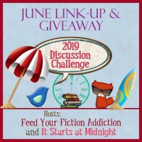 June 2019 Discussion Challenge Link-Up & Giveaway