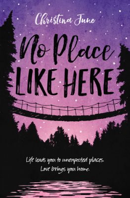 No Place Like Here by Christina June: Review & Giveaway