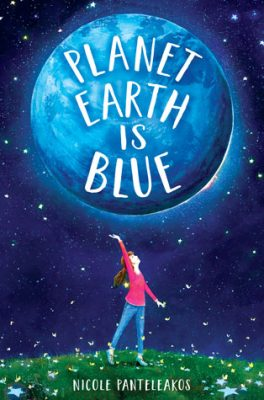 Planet Earth is Blue by Nicole Panteleakos: Review & Giveaway