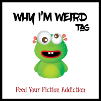 Why I'm Weird Tag