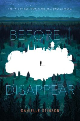 Before I Disappear by Danielle Stinson: Review, Giveaway, & Stinson's Top Ten Addictions
