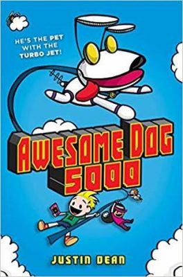 Bite-Sized Reviews of Awesome Dog 5000, The Fourteenth Goldfish, The Third Mushroom, and A Boy Called Bat