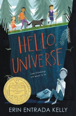 Hello, Universe by Erin Entrada Kelly: A Dual Review with Danielle Hammelef