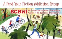 That's a Wrap! (My Wrap-Up of the SCBWI 2019 LA Summer Conference)