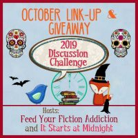 October 2019 Discussion Challenge Link-Up & Giveaway
