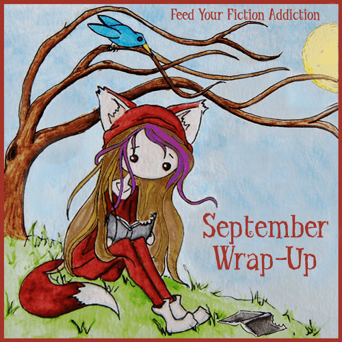 September 2021 Monthly Wrap-Up & Best of the Bunch