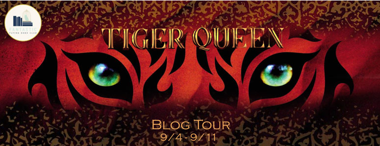 Tiger Queen by Annie Sullivan: Review & Giveaway