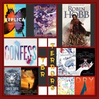 Top Ten Books on My TBR that Terrify Me