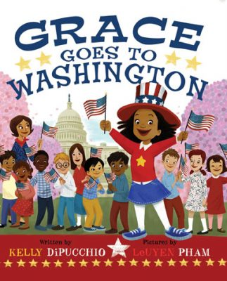 Grace Goes to Washington: Review & Giveaway