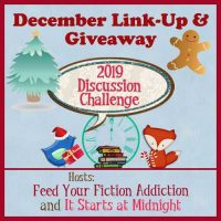 December 2019 Discussion Challenge Link-Up & Giveaway