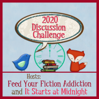 2020 Book Blog Discussion Challenge Sign-Up