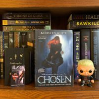 Chosen by Kiersten White: Release Day Review & Giveaway!