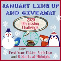 January 2020 Discussion Challenge Link-Up & Giveaway