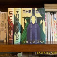 Thunderhead and The Toll: More Proof that Neal Shusterman is Genius