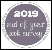 2019 End of Year Book Survey (& Year in Graphs!)