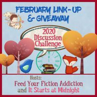February 2020 Discussion Challenge and Giveaway