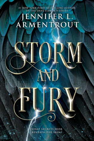 Storm and Fury by Jennifer L. Armentrout