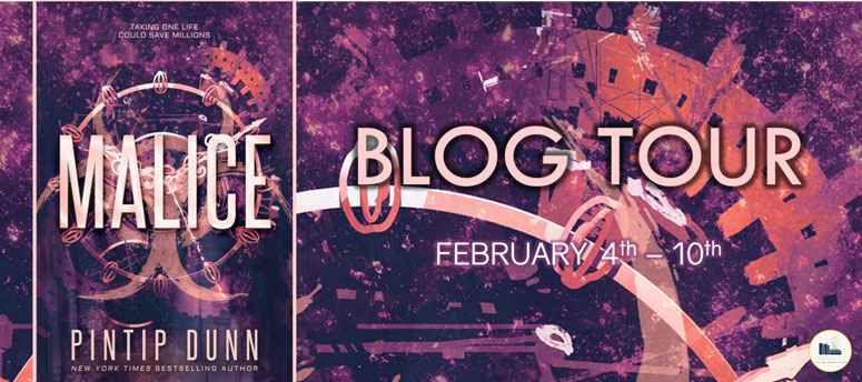 Malice by Pintip Dunn: Review & Giveaway