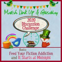 March 2020 Discussion Challenge Link-Up & Giveaway!
