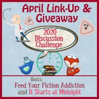 April 2020 Discussion Challenge Link-Up & Giveaway